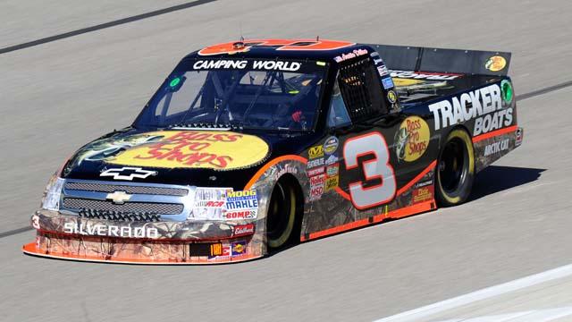 Austin Dillon, NASCAR