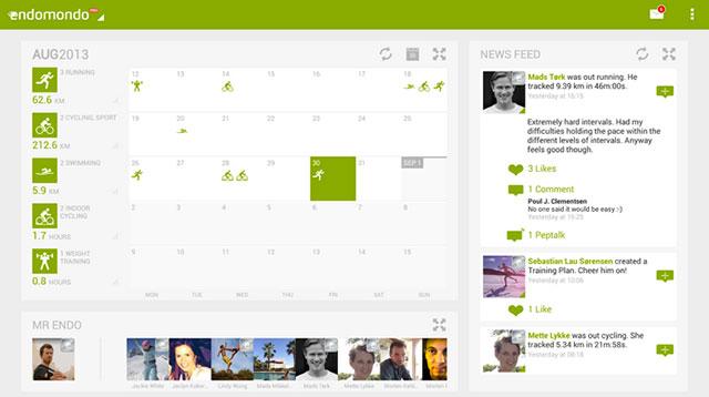 edomondo sports tracker pro android app