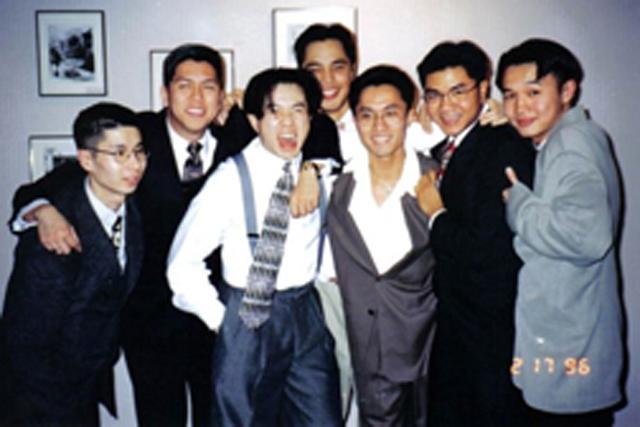 "Pi Delta Psi Fraternity Founders Michael ""Chen"" Deng"