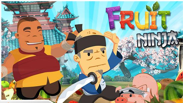 fruit ninja android app