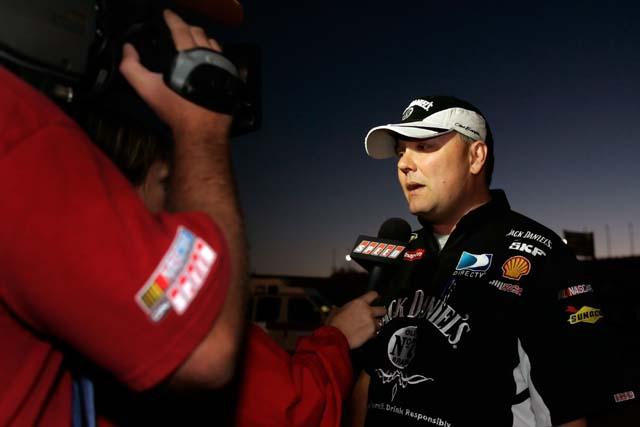 Gil Martin, NASCAR, Austin Dillon