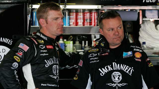 Gil Martin, Austin Dillon, NASCAR