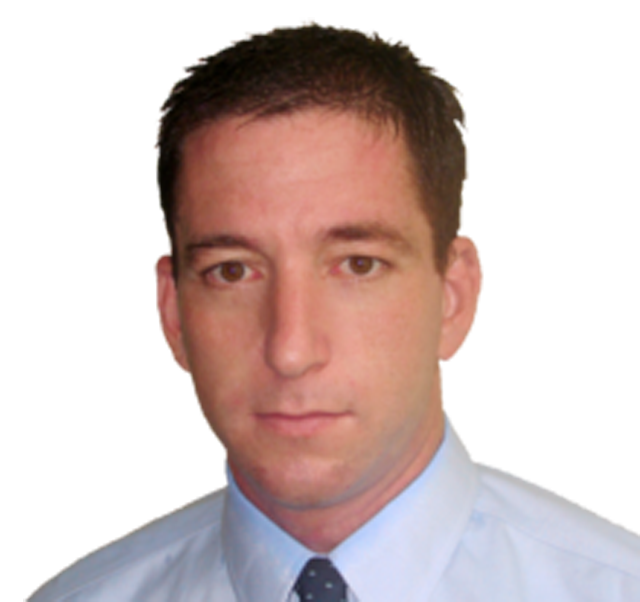 Glenn Greenwald via wikipedia