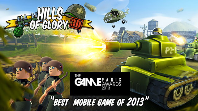 hills of glory 3d android app