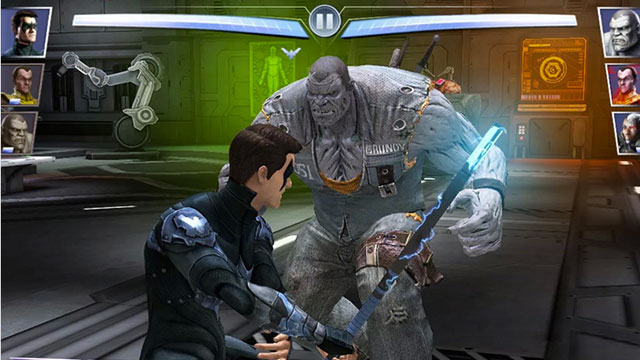 injustice gods among us android app