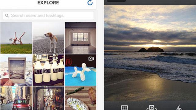 instagram iphone app