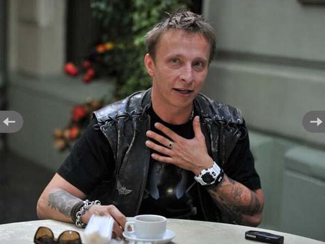 Ivan Okhlobystin Scrubs Actor