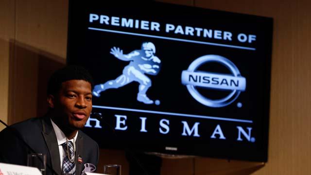 James Winston, Heisman Trophy winner
