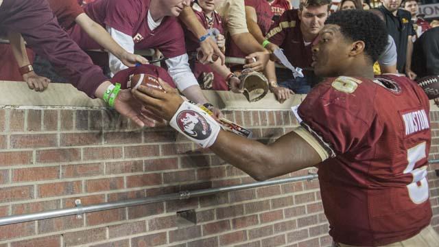 Jameis Winston, Florida State, college football, rape case
