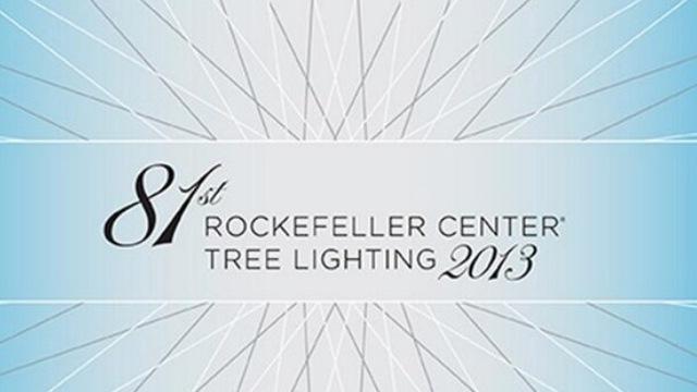 Christmas in Rockefeller Center 2013 Performance, Christmas in Rockefeller Center Jewel Performs, Jewel Let It Snow