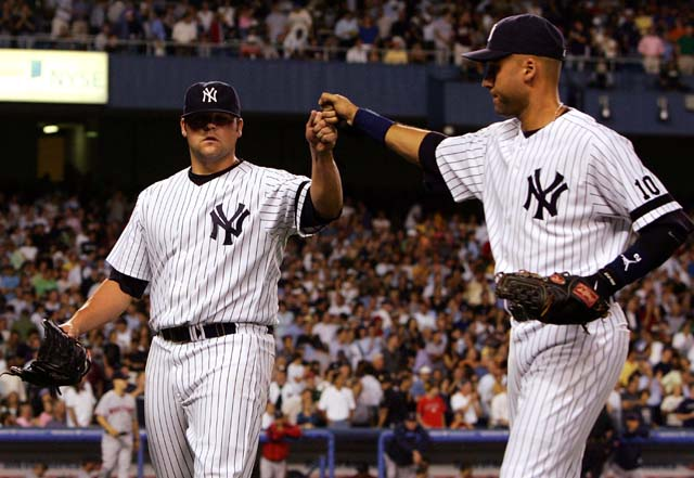Joba Chamberlain, Yankees, Tigers