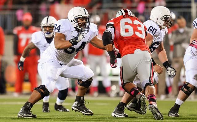 John Urschel, Penn State, AP All-American