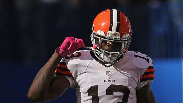 Josh Gordon, Cleveland Browns, NFL