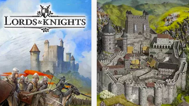 lords & knights android app