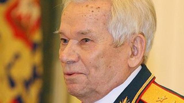 Mikhail Kalashnikov AK-47 Assault Rifle Inventor Dies
