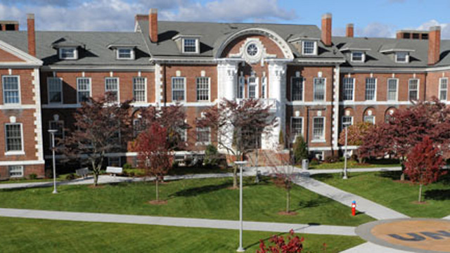 new haven University of New Haven gunman lockdown shelter in place