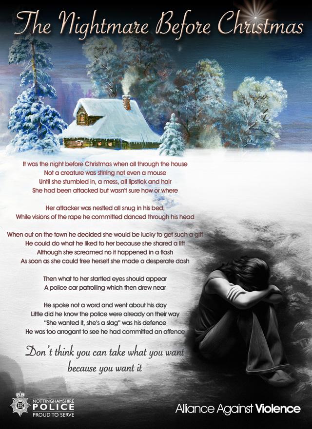nottinghamshire christmas rape poem