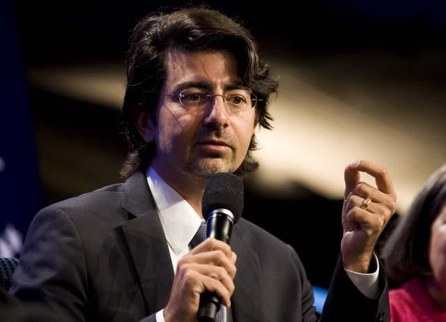 Pierre Omidyar, via Getty