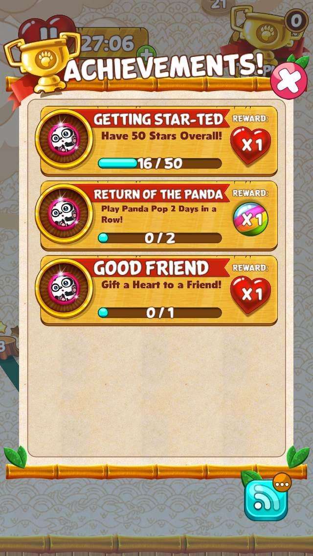 Panda Pop Cheats