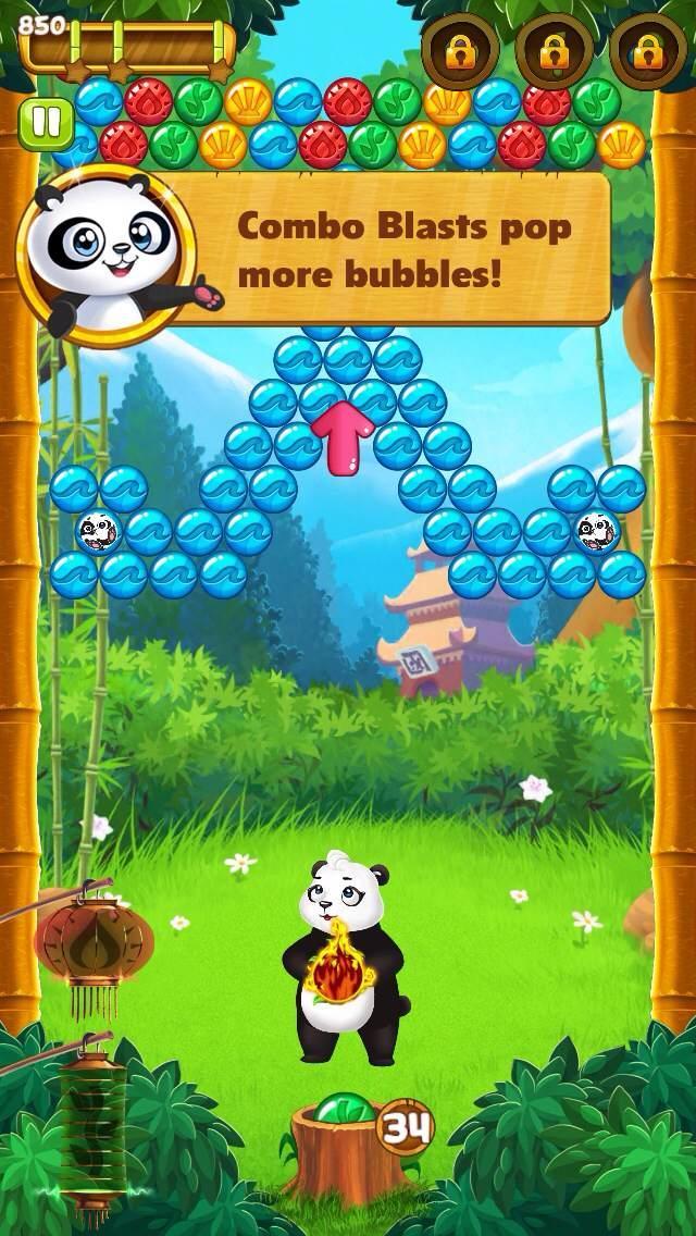Panda Pops Tips