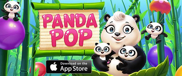 Panda Pop iOS