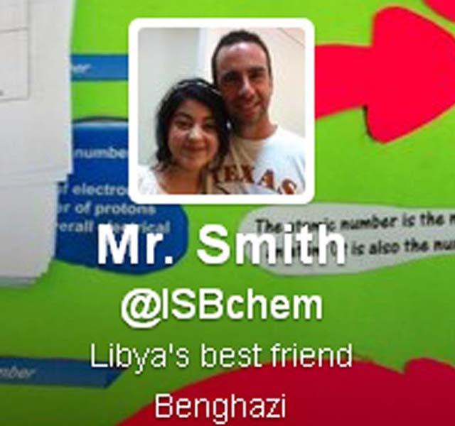 Ronnie Smith, Ronald Smith, American teacher killed in Benghazi