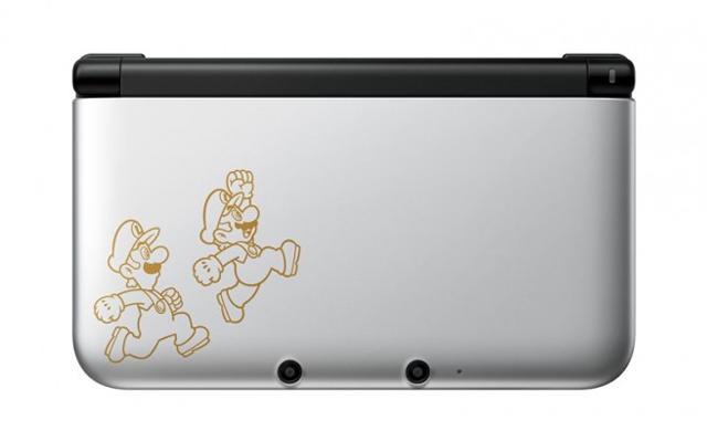 Mario and Luigi 3DS