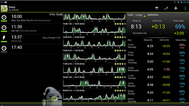 sleep as android android app
