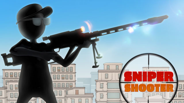 sniper shooter android app