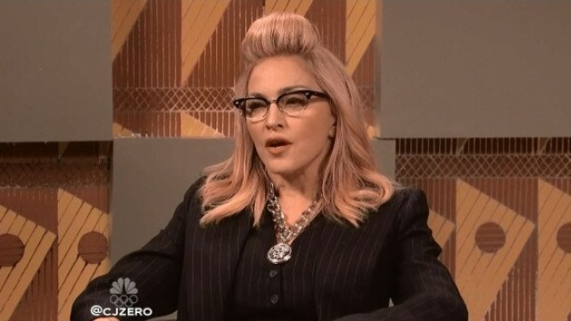 Madonna SNL Surprise, Madonna Barry Gibb SNL, Madonna Saturday Night Live Video, Madonna Jimmy Fallon Justin Timberlake Video SNL