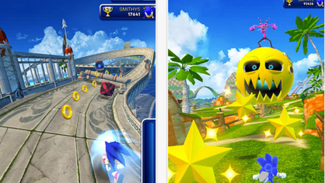 sonic dash android app
