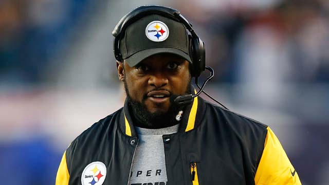 NFL, football, Steelers, Mike Tomlin, fine