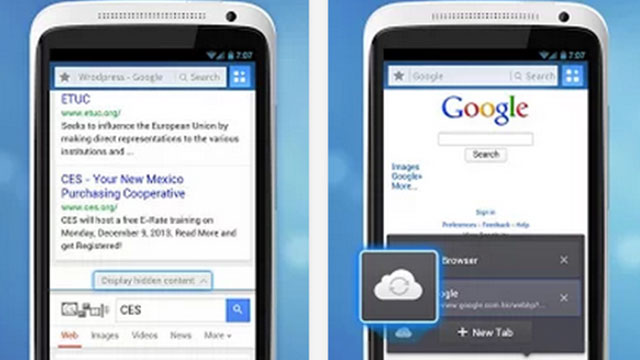 uc web browser for android android app