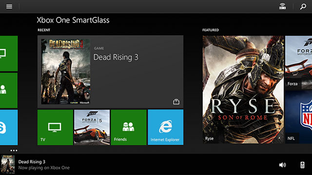 xbox one smartglass android app