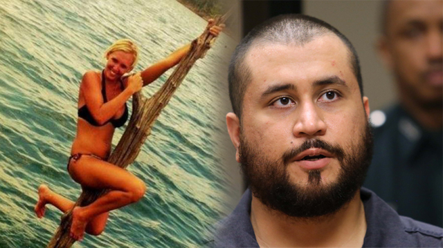 george zimmerman girlfriend wants charges dropped