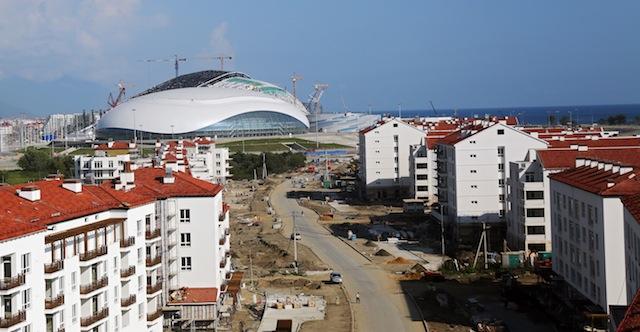 sochi olympic stadium