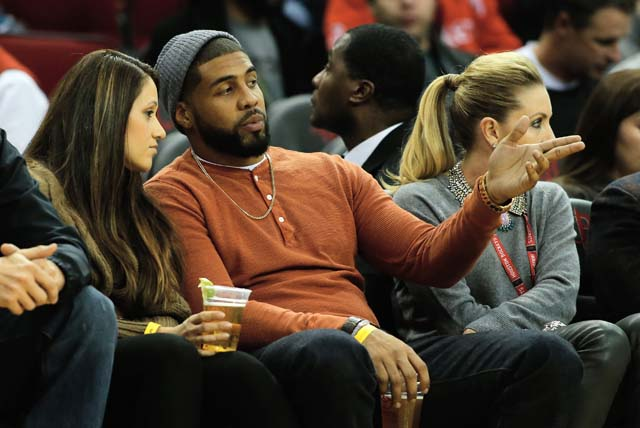Brittany Norwood Arian Foster Babymama Houston Texans Running Back Lawsuit