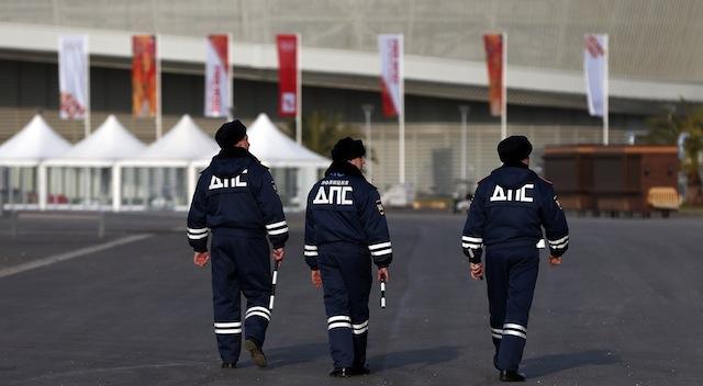 sochi olympic security