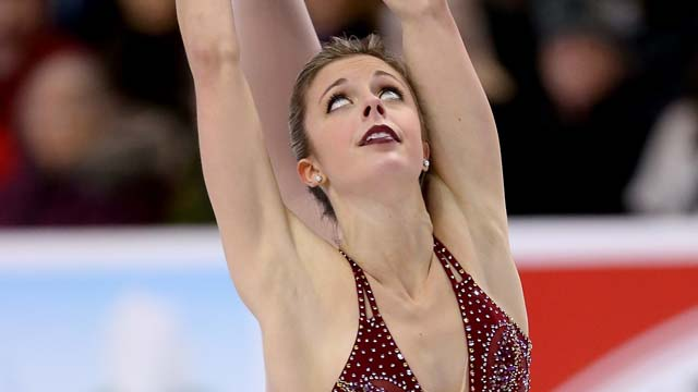 Ashley Wagner will be on Team USA's Sochi Olympic figure skating team even though she finished last at the National Championships in Boston behind Mirai Nagasu.