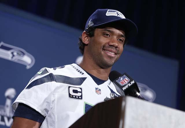 Football, NFL, Sports, Denver Broncos, Seattle Seahawks, Peyton Manning, Russell Wilson