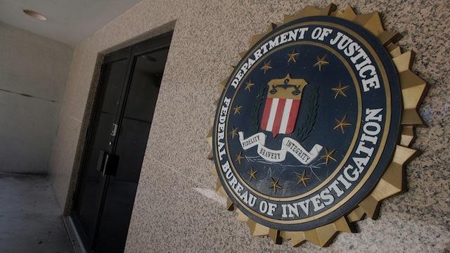 FBI break in