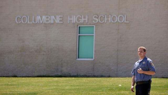Columbine High School Lockdown, Columbine High School Shooting