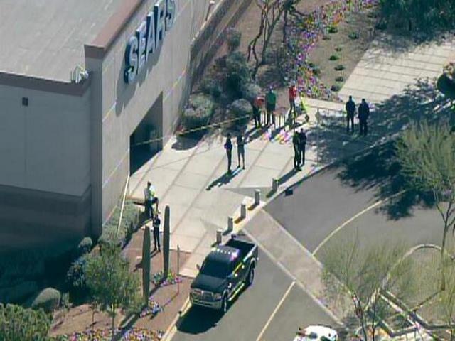 Arrowhead Mall Shooting Glendale, Arizona Robbery Mall Shooting Arizona.