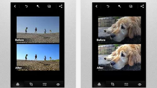 adobe photoshop express android app