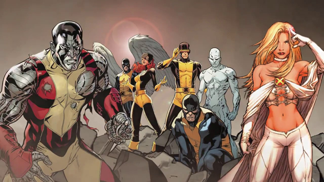 X Men Battle of the Atom