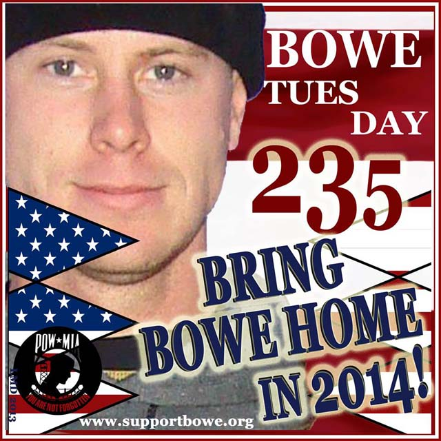 Bowe Bergdahl Video U.S. Military Soldier POW Taliban Afghanistan.