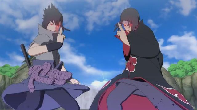 Naruto Shippūden Ultimate Ninja Storm Revolution