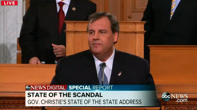 christie state of the state 2014