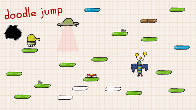 Doodle Jump Tips