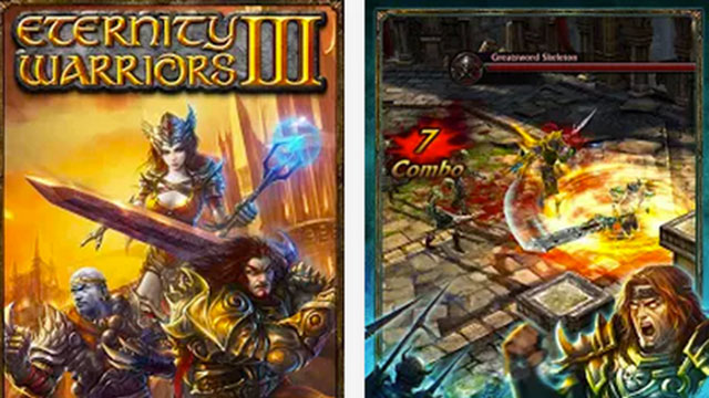 eternity warriors 3 android app
